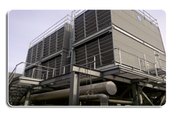 Cooling tower systems treatment